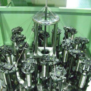 16垂直打擊型鋼絲用捲線器