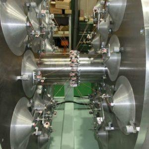 26×28螺旋機內部