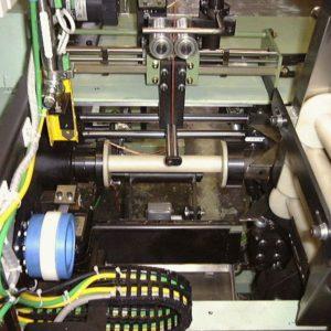 線用自動繞線機的捲線區